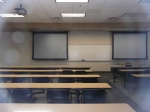 One of the classrooms @ Brickyard on Mill