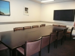 One of many conference rooms @ Memorial Union