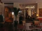 Bar inside Tempe Mission Palms.